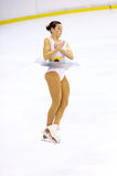 Campeonatos italianos patinaje artístico 2012 Imagen de archivo libre de regalías