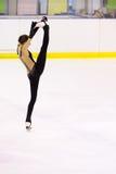 Campeonatos italianos patinaje artístico 2012 Fotografía de archivo libre de regalías