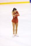 Campeonatos italianos patinaje artístico 2012 Fotografía de archivo