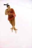 Campeonatos italianos patinaje artístico 2012 Imágenes de archivo libres de regalías