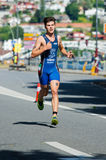 Campeonatos mundiais do Duathlon Fotos de Stock