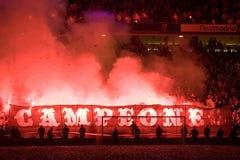 campeones Fotografering för Bildbyråer