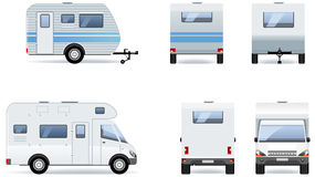 Camper Stock Photography