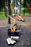 Camper Photo stock