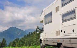 Camper Stock Images