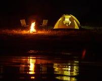 camper photographie stock libre de droits