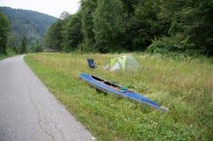 camper Photo libre de droits