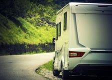 Free Camper Camping Vacation Stock Image - 95360921