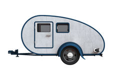 Camper Royalty Free Stock Photography