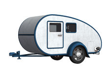 Camper Royalty Free Stock Photos