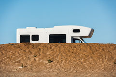 Camper detail in West Australia Royalty Free Stock Photography