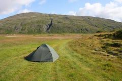 Camper extérieur Image libre de droits
