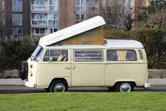Camper Van stock photo
