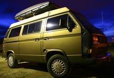 Camper Van Royalty Free Stock Photos
