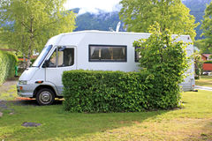Camper van Royalty Free Stock Images