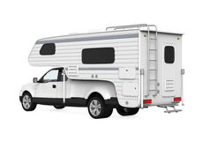 Camper Van  Royalty Free Stock Images