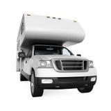 Camper Van  Stock Photo
