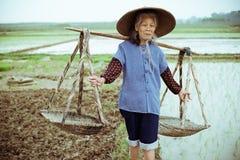 Campesino chino Fotografía de archivo libre de regalías