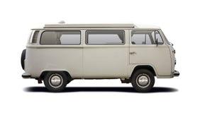 Campeur de T2 de VW photographie stock
