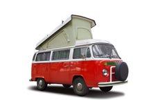 Campeur de VW image stock