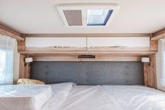 Campeur Van Bedroom photos libres de droits