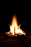 Campfire #1 Royalty Free Stock Photography