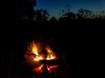 campfire Stock Afbeeldingen