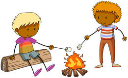 Campfire Stock Photos