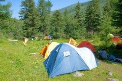 Campground Stock Photos