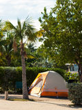 Campground Stock Photography