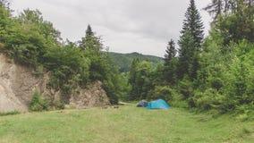 campgrounds stockbilder