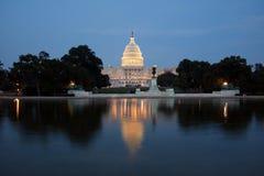 Campidoglio che costruisce, Washington DC Fotografia Stock
