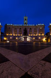 Campidoglio at dawn Royalty Free Stock Photos