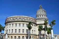 Campidoglio de La Habana Imagenes de archivo
