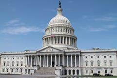 Campidoglio degli Stati Uniti - costruzione di governo Fotografia Stock Libera da Diritti