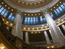 Campidoglio dello stato dell'Idaho rotunda Fotografia Stock Libera da Diritti