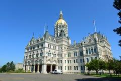 Campidoglio dello stato di Connecticut, Hartford, CT, U.S.A. Immagine Stock