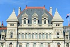 Campidoglio dello Stato di New York, Albany, NY, U.S.A. Fotografia Stock Libera da Diritti