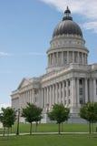 Campidoglio di Salt Lake City  Fotografie Stock Libere da Diritti