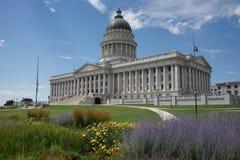 Campidoglio di Salt Lake City  Immagine Stock