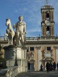 Campidoglio, Roma Imágenes de archivo libres de regalías
