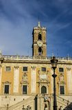 Campidoglio square in Rome Royalty Free Stock Photography