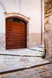 Campiglia Marittima est un comune (municipalité) en Italien au sujet de Photo libre de droits