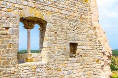 Campiglia Marittima est un comune (municipalité) en Toscane Images stock