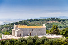Campiglia Marittima ist ein comune (Stadtbezirk) auf den Italiener bezüglich lizenzfreie stockfotografie