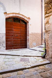Campiglia Marittima ist ein comune (Stadtbezirk) auf den Italiener bezüglich lizenzfreies stockfoto