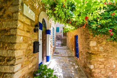 Campiglia Marittima is an old village in Tuscany, Italy Stock Photography