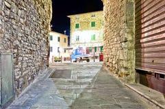 Campiglia Marittima, Toskana - Italien Lizenzfreies Stockbild