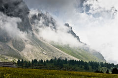Peitlerkofl, South Tyrol Stock Images