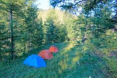 camping fotos de archivo libres de regalías